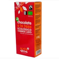 Chocolate BIO taza