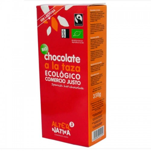 Chocolate BIO a la taza