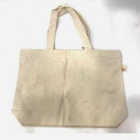 Bolsa canvas horizontal