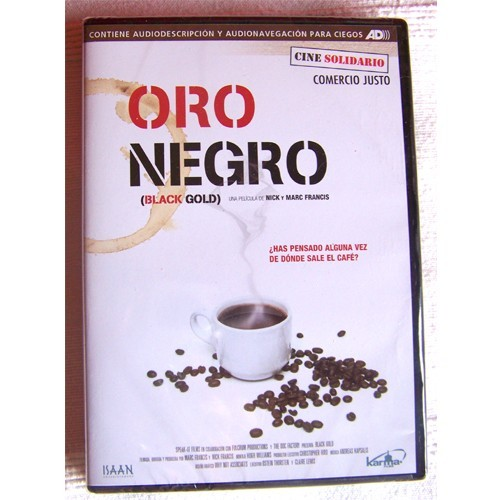 Película-Documental Oro Negro